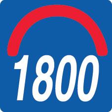 Convesso Raggio 1800