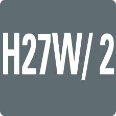 H27W/2