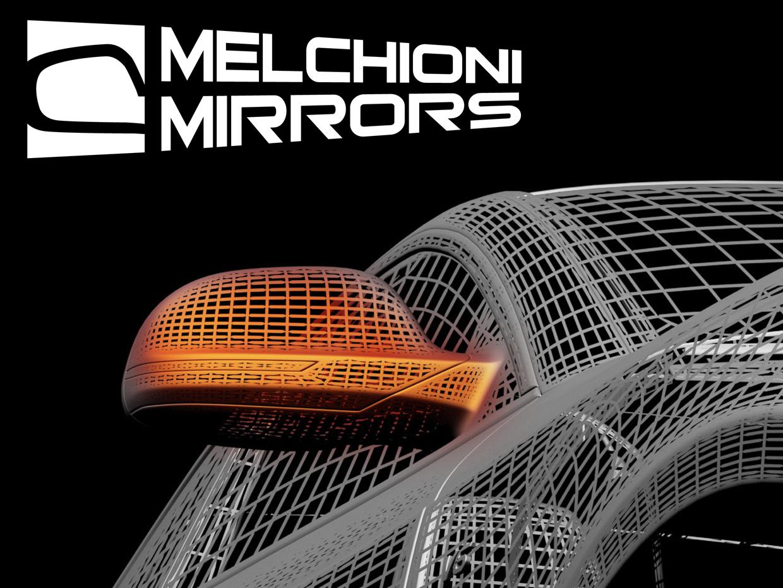 MELCHIONI CAR SYSTEM NEW MIRRORS CATALOGUE 2020