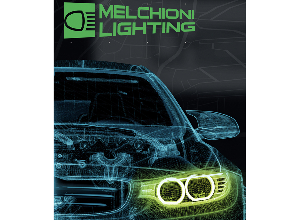 MELCHIONI CAR SYSTEM NEW LIGHTING CATALOGUE 2020