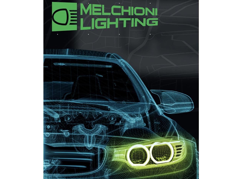 NOUVEAU CATALOGUE ÉCLAIRAGE MELCHIONI CAR SYSTEM 2020